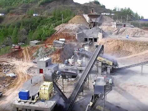 土耳铜矿石破碎生产线