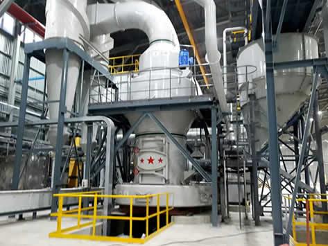 金山滑石磨粉机生产线